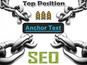 el Anchor Text en el Posicionamiento Seo