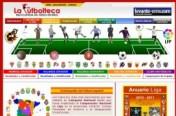 Proyecto lafutbolteca.com